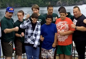 Boy Scout Troop 1 from Carmel, NY, enjoys SCUBA experience at Northstar Adventure